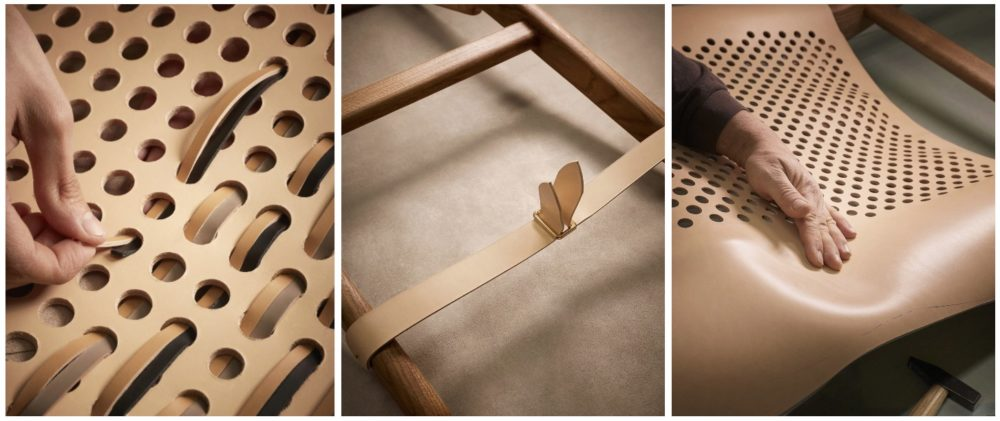 Travel-inspired furniture with the Louis Vuitton's Objets Nomades collection