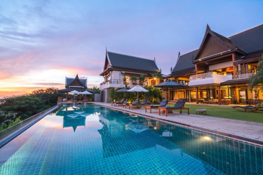 Villa Aye, the hidden gem of Thailand's Millionaire's Mile