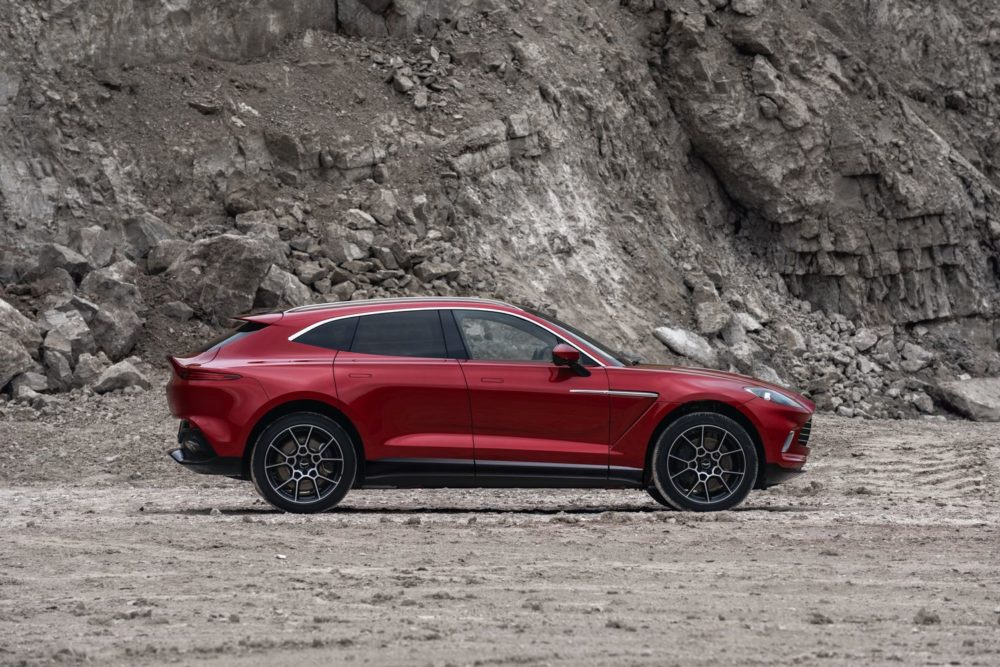 Aston Martin DBX: An SUV with the soul of a sports car