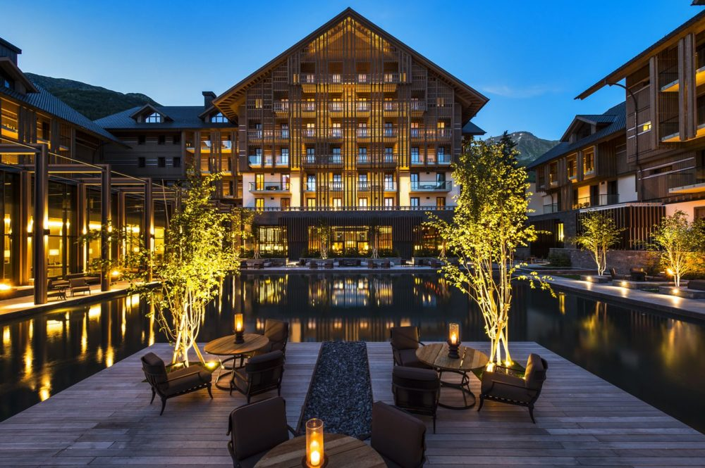 The Chedi Andermatt is an Alpine, Asian, out of the ordinary experience in Switzerland