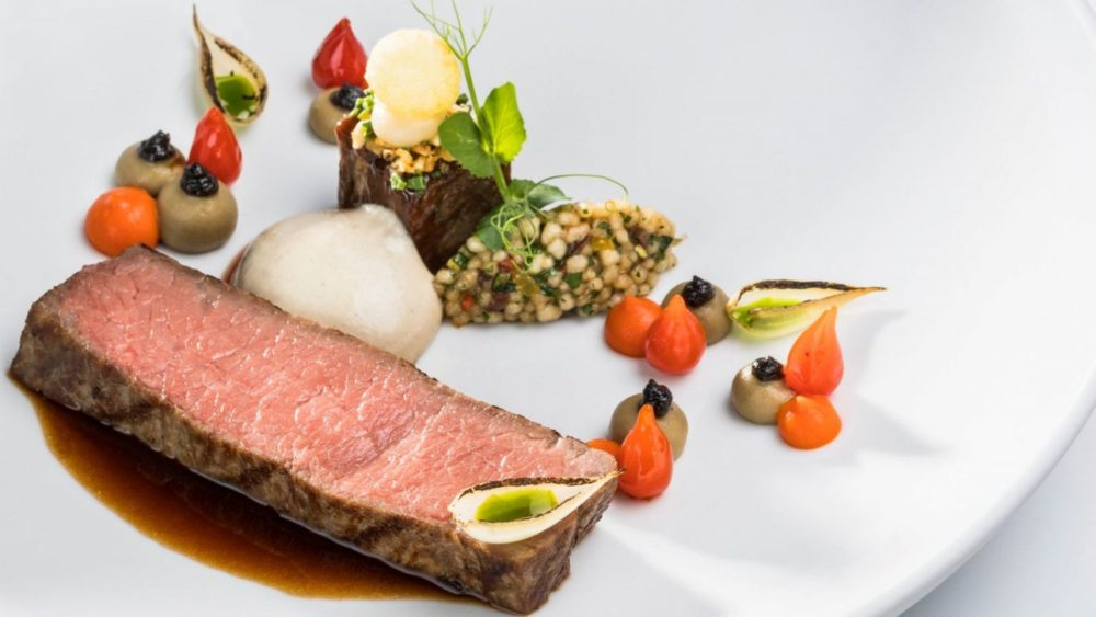 Victor's, unique culinary creations by Christian Bau in Perl, Germany