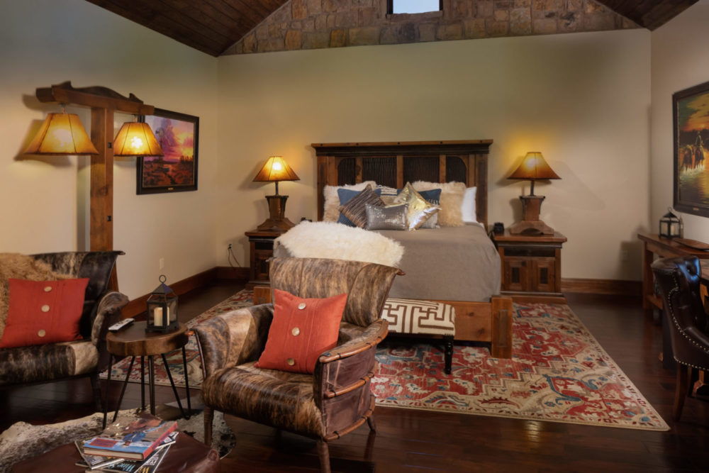 Golden majesty: outstanding outback adventures at the JL Bar Ranch Resort and Spa