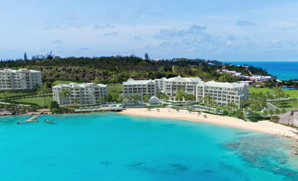 The Residences at the St. Regis Bermuda Resort, an exquisite atlantic debut