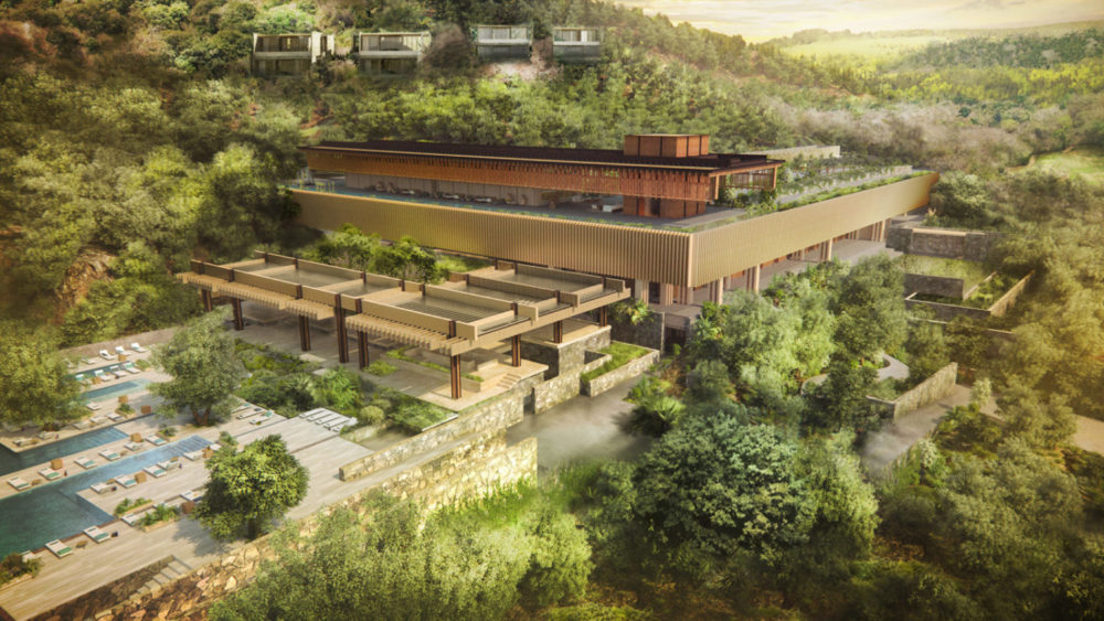 Four Seasons Tamarindo, a new luxury resort set to open on the Pacific Coast of Mexico