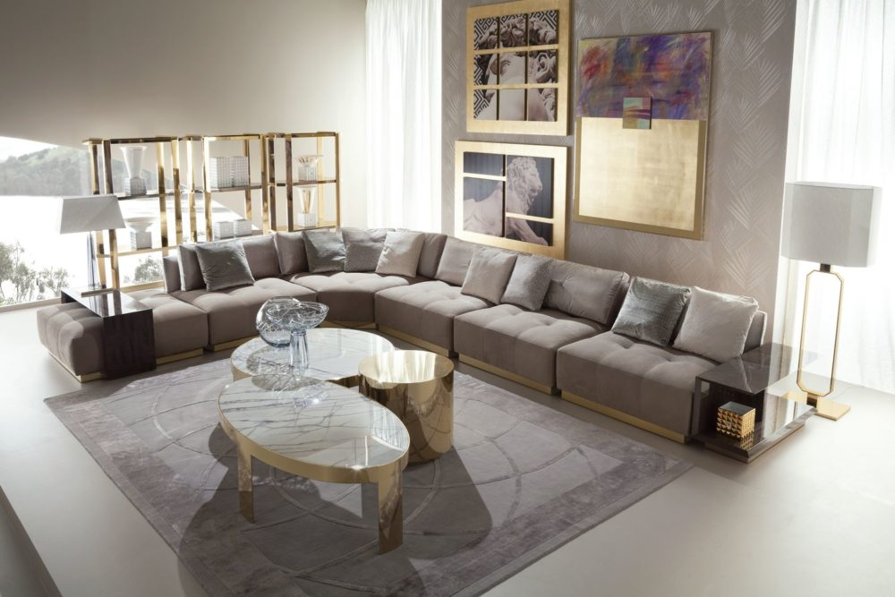 Giorgio Collection: the luxury experience of furnishings Made in Italy
