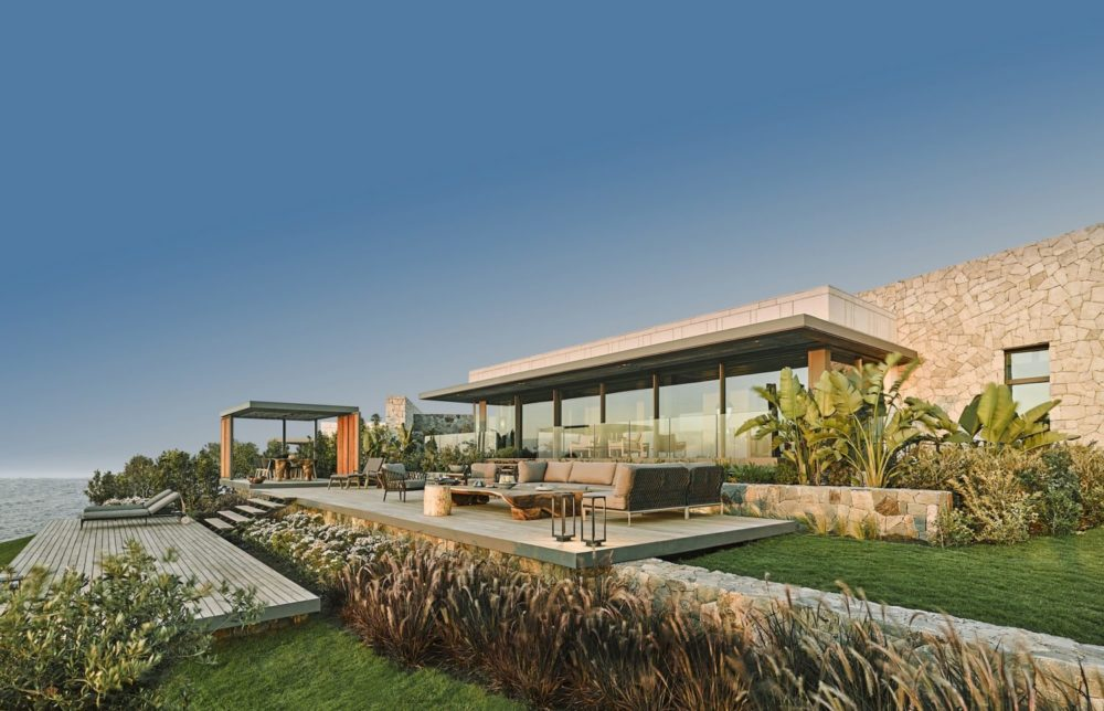 Ritz-Carlton Residences Bodrum, Turkey, a concept that offers a timeless, luxurious living space