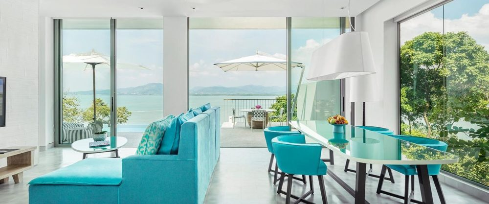 Como Point Yamu, Phuket—exquisite residences with 360-degree views across the Andaman Sea