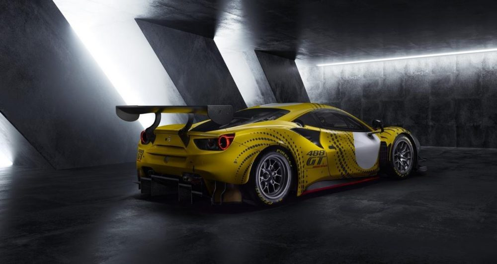 2021 Ferrari 488 Gt Modificata Is A Limited Edition Race Only Car Royist