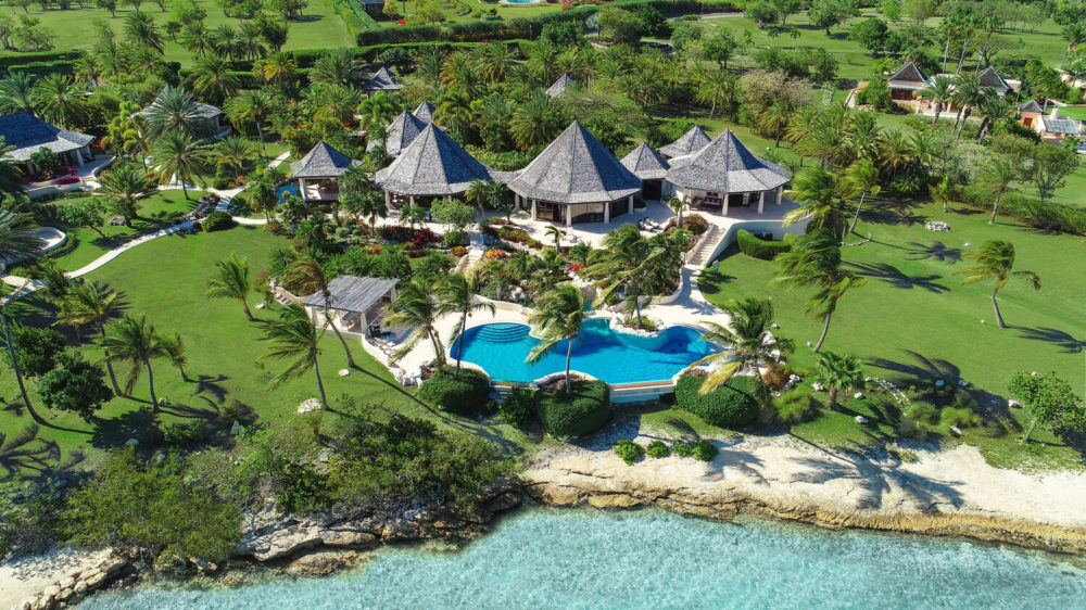 Jumby Bay Private Residences, Antigua, the hidden jewel of the Caribbean