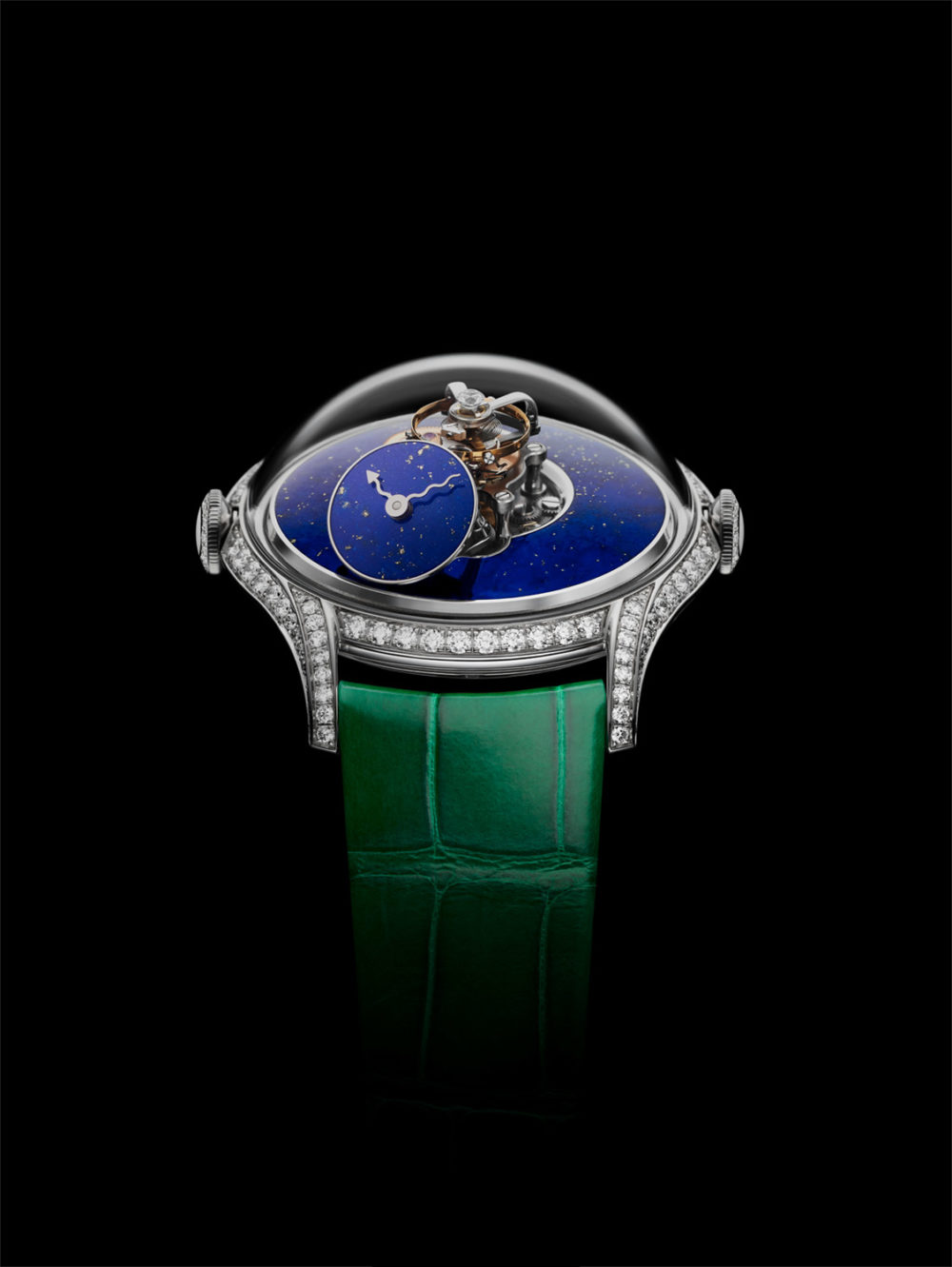 Legacy Machine FlyingT: the First MB&F Machine Dedicated to Women