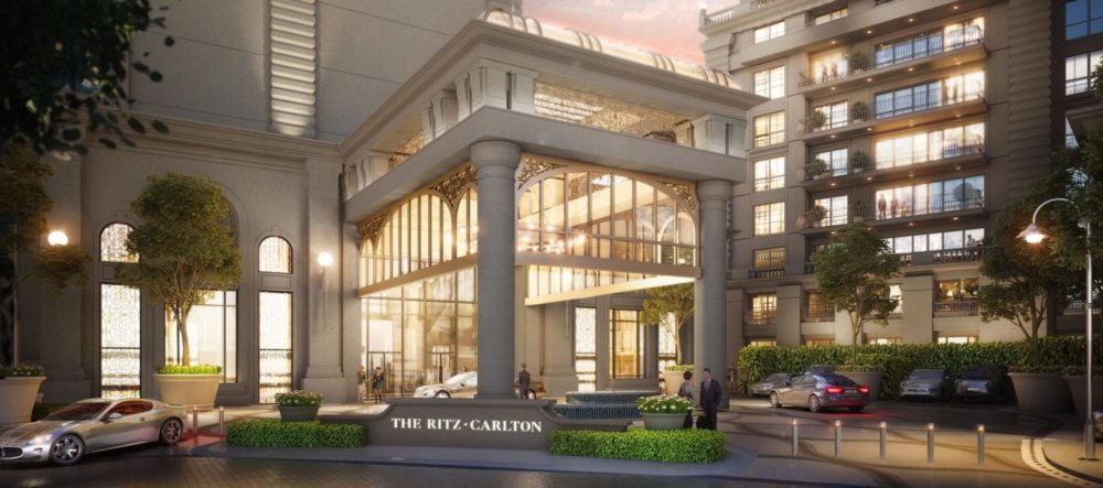 Discover a timeless setting, The Ritz-Carlton Residences, Amman