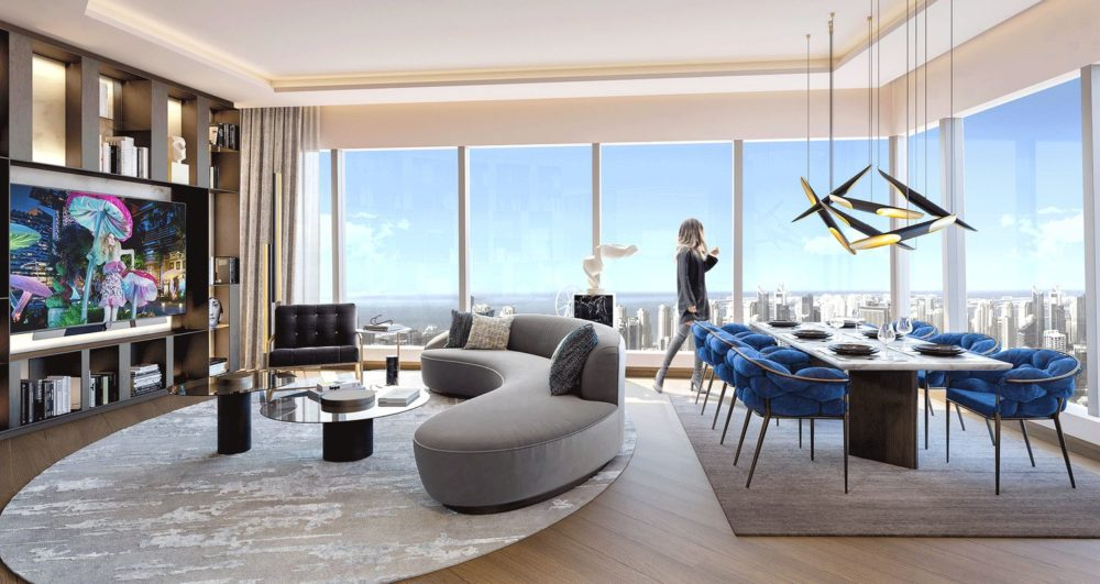SO/ Uptown Residences Dubai, a stylish and exciting living awaits you