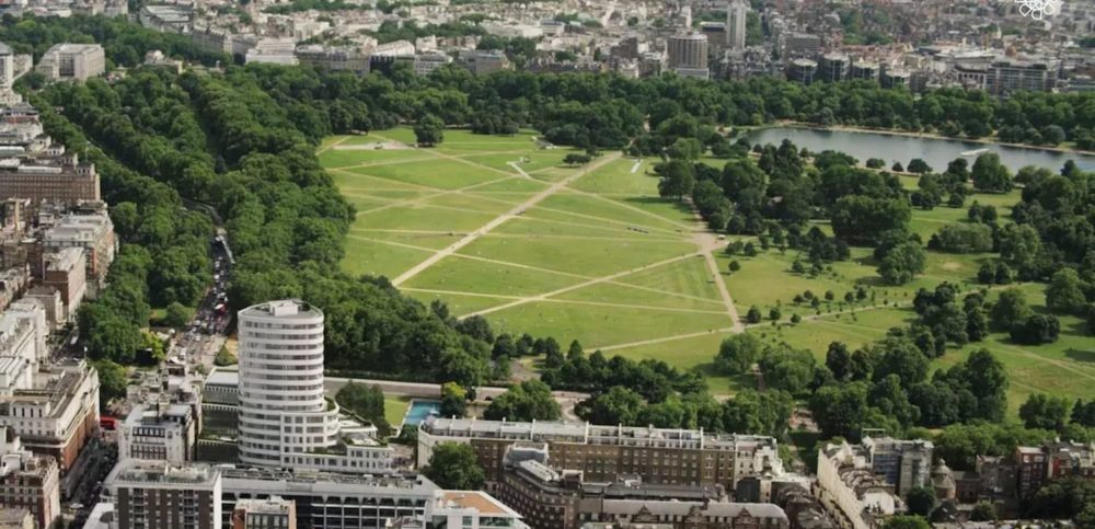 The Bryanston, Hyde Park—enjoy panoramic views of London's greatest park