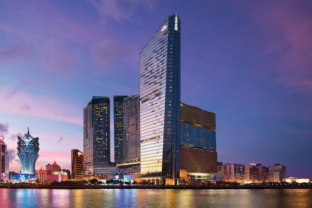 The Residences & Apartments, Mandarin Oriental, Macau, China