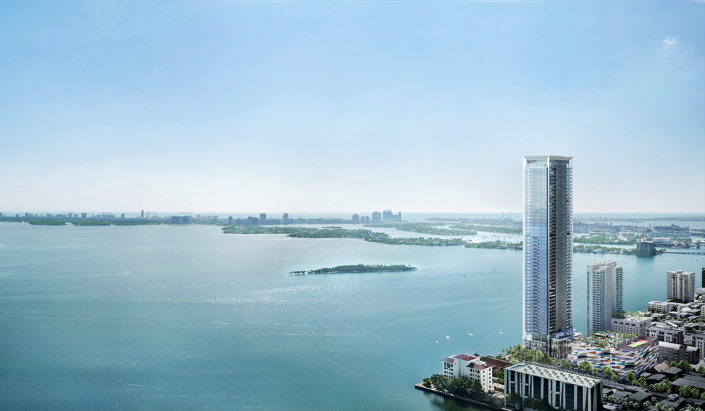 Missoni Baia, a visionary architectural landmark in Miami