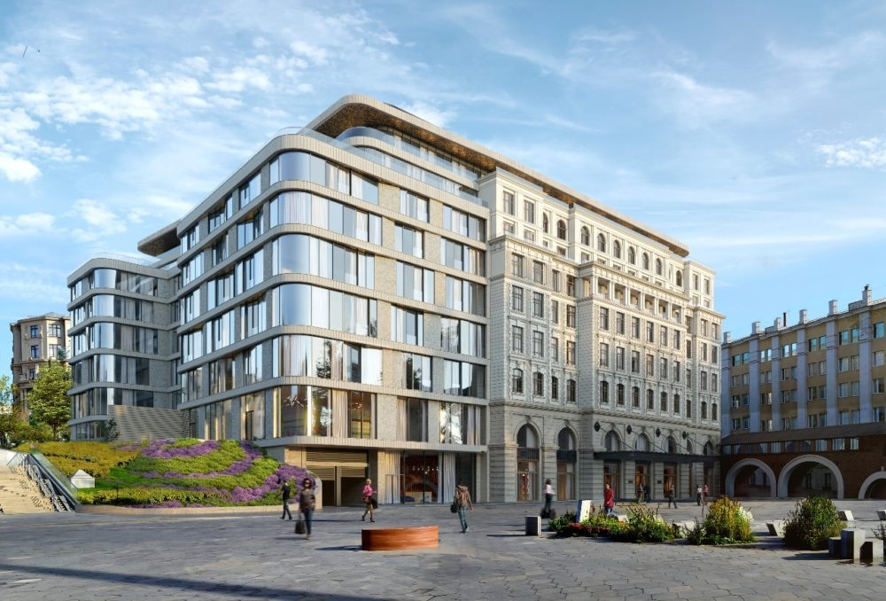 The first Raffles hotel in Russia is set to open in the second half of 2022