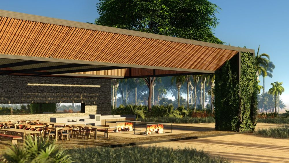 Six Senses Formosa Bay, Private Residences, part of the Eco Estrela Project