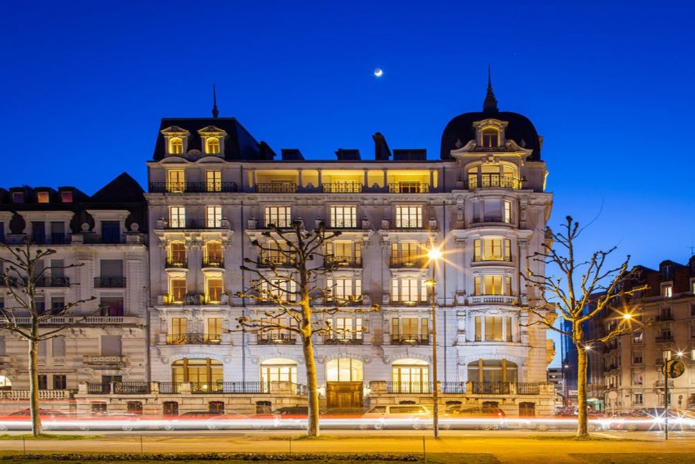 The Woodward is Geneva's first all-suite hotel set to open in Spring 2021