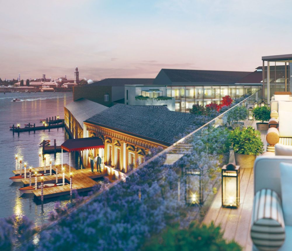 The Langham, Venice to open in 2023 on the southeastern shore of Murano