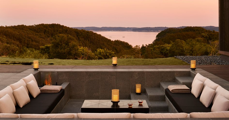 Amanemu Private Residences, Japan is a serene wellness destination