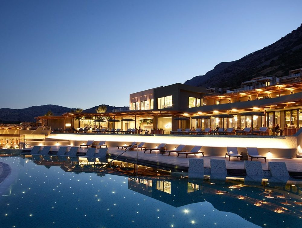 Cayo Resort & Spa—Greece's renowned hospitality celebrated with sophisticated elegance