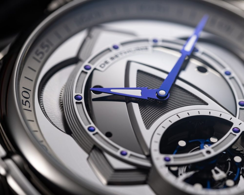 De Bethune presents the DB Kind of Two Tourbillon