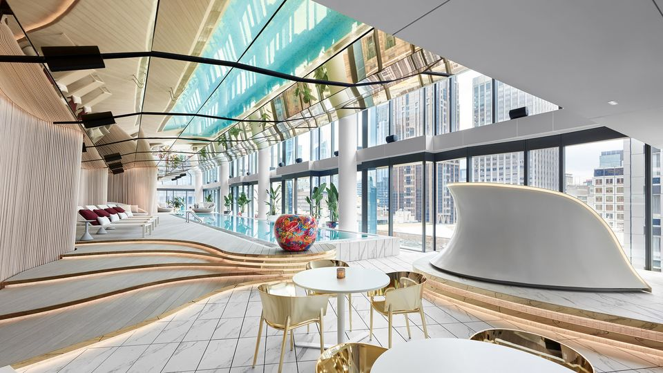 W Hotels opens first property in Melbourne at its rebellious Flinders Lane address