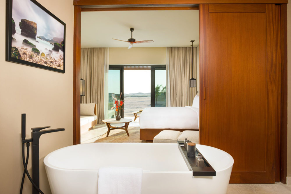 Alila Hinu Bay is set to welcome first guests in Oman
