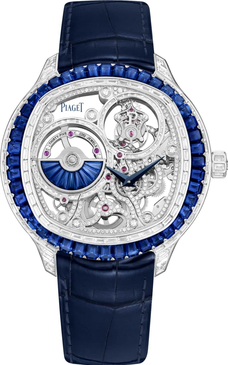 The Piaget Polo exceptional timepieces epitomize daring creativity