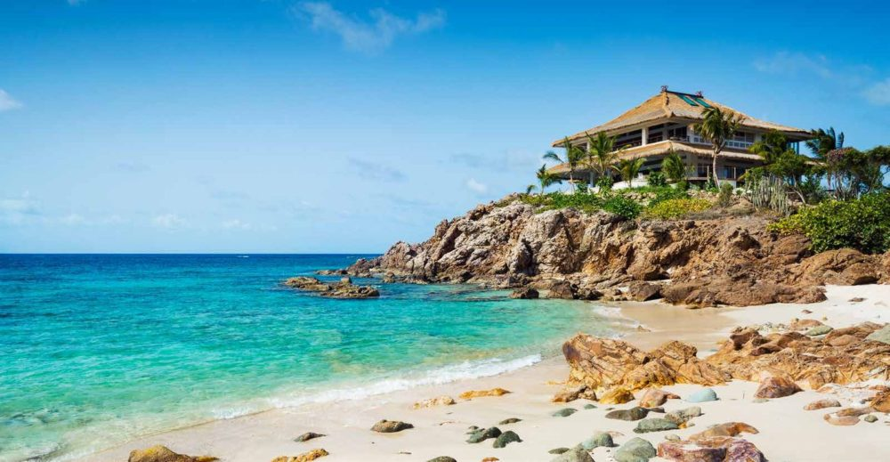 Moskito Island in the British Virgin Islands is set to reopen in the spring of 2021