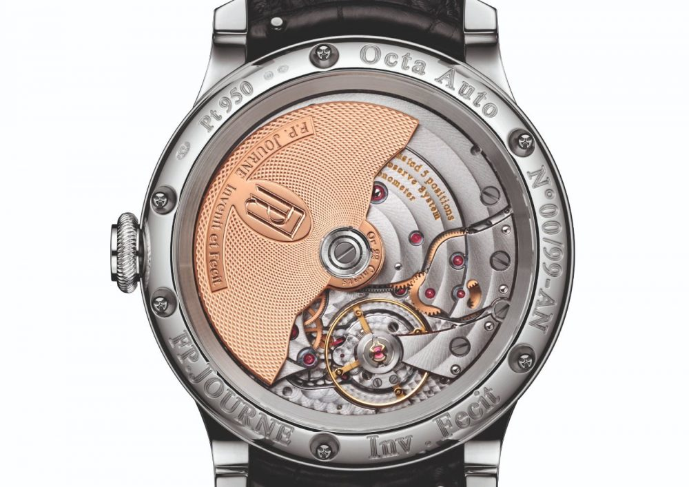 F.P.Journe: Celebrating 20 Years of the Octa with a new Limited Series