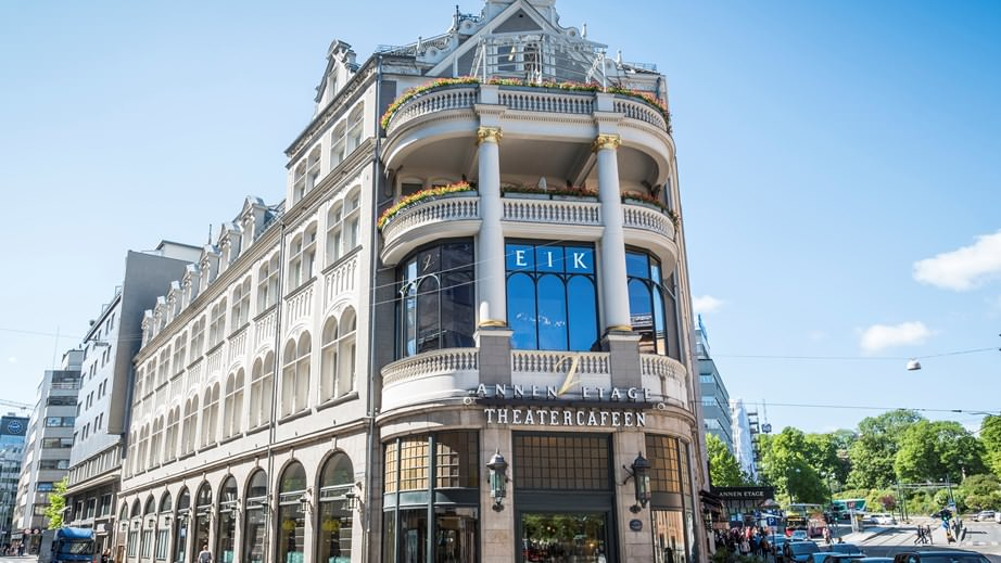 Hotel Continental, Norway is a beacon of luxury since opening in 1900
