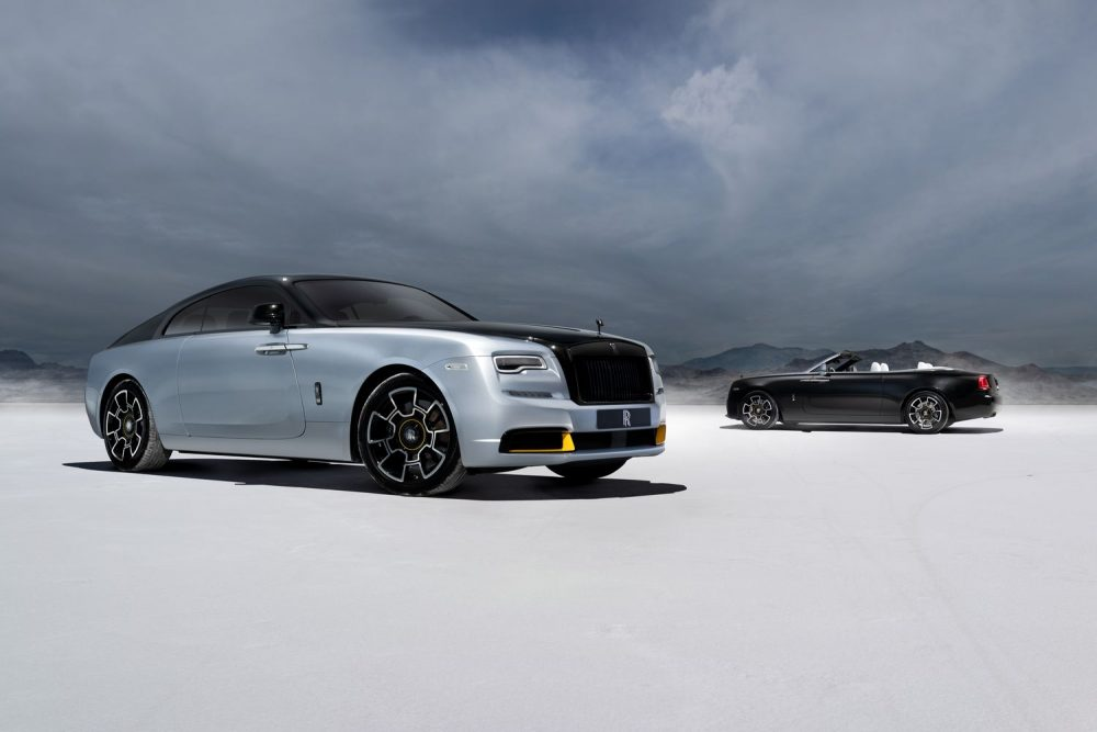The Rolls-Royce Landspeed Collection draws inspiration from George Eyston's remarkable life