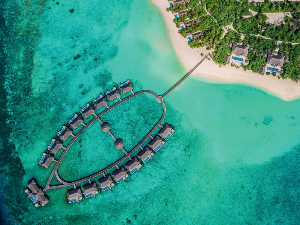 Velaa Private Island, Maldives—an exceptional and timeless private luxury retreat