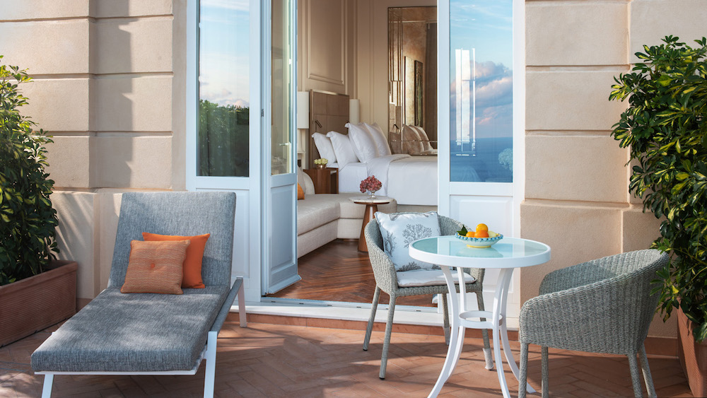 San Domenico Palace, Taormina, A Four Seasons Hotel welcomes guests in Sicily