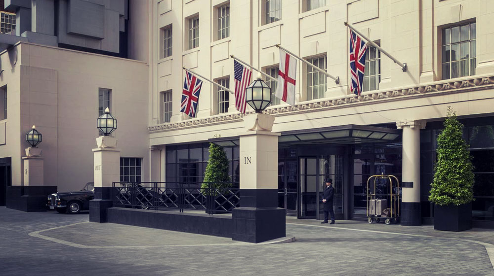 London Guide   The Beaumont Hotel, Mayfair
