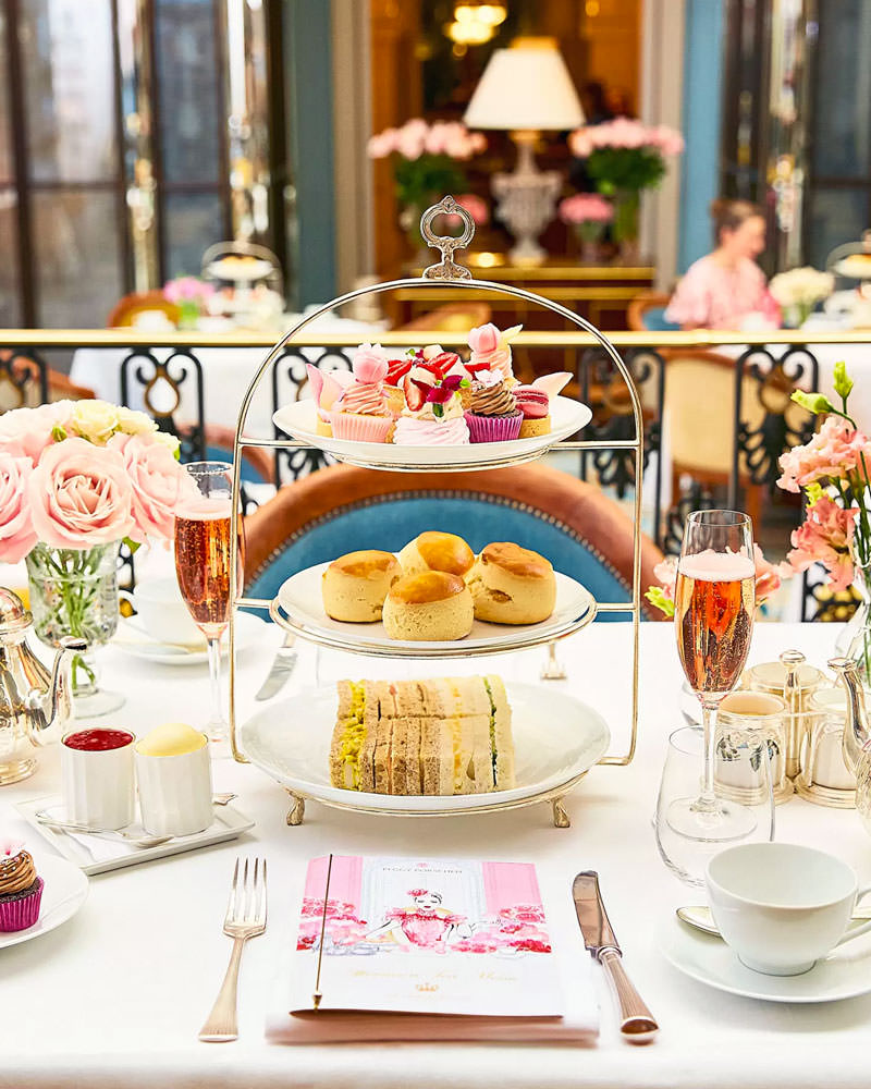 London Guide Afternoon Tea
