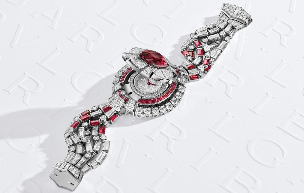 Bulgari's Magnifica is a new High Jewelry and High-End Watches collection