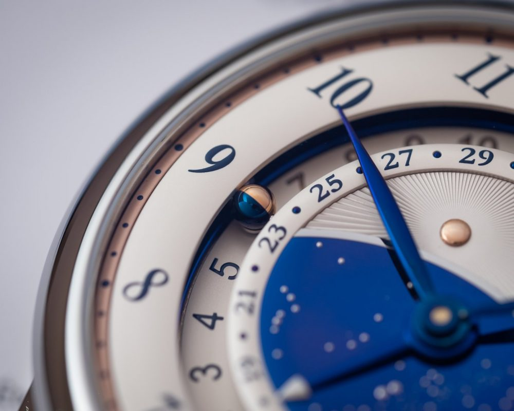 The new De Bethune's Starry Varius demonstrates bold technical mastery