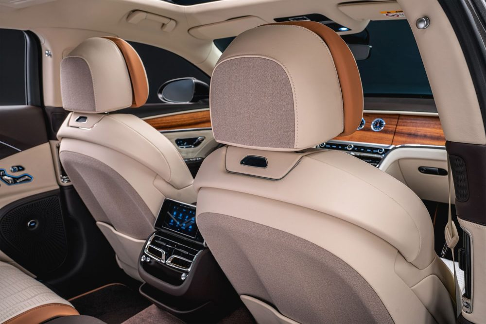 Flying Spur Hybrid Odyssean Edition offers a glimpse into Bentley's Future