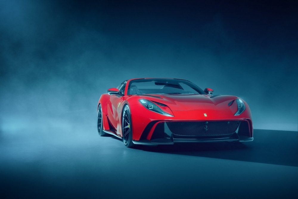 Novitec Ferrari 812 GTS N-largo comes in a limited edition of just 18 cars