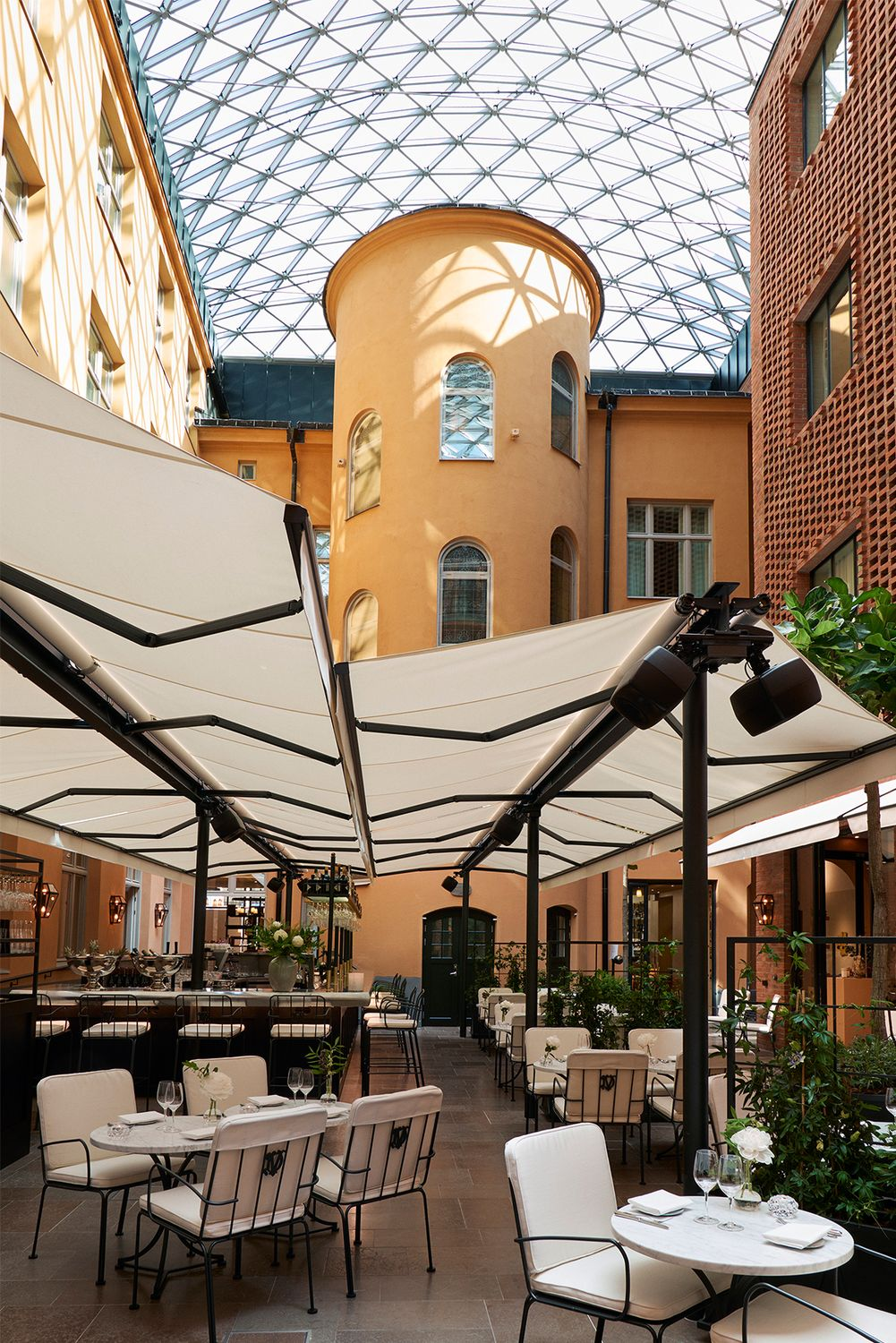 Villa Dagmar – a sister hotel to Hotel Diplomat – has opened in one of Stockholm's best locations next to Östermalm's Market Hall