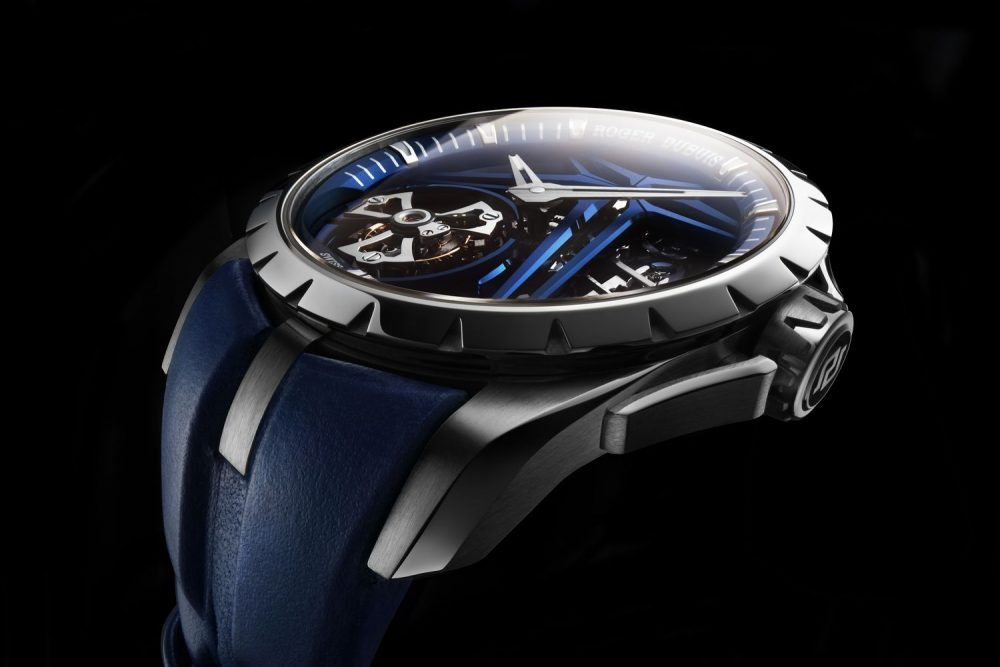 Roger Dubuis brings a new icon to life with the Excalibur Single Flying Tourbillon