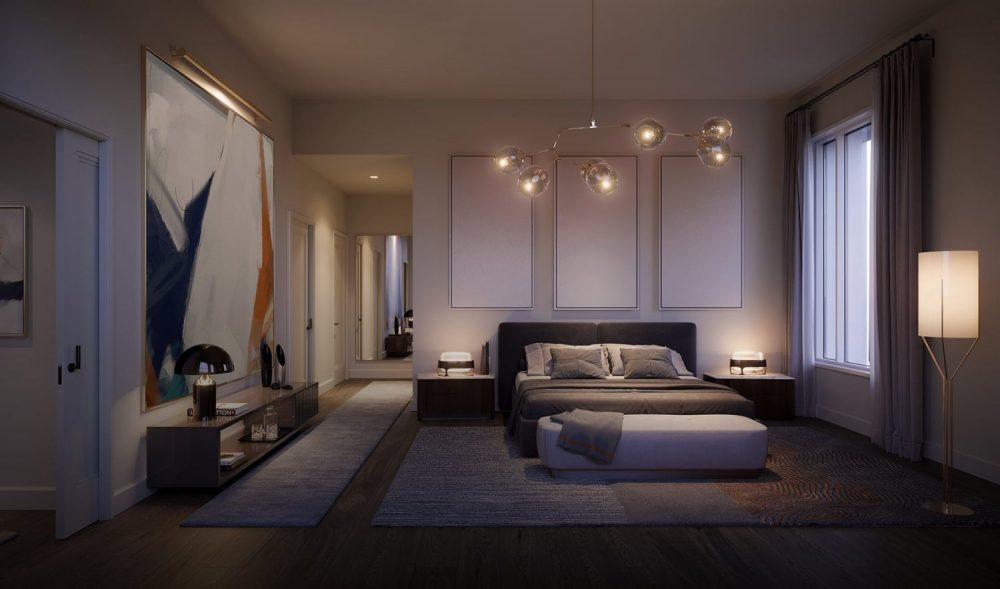 Four Seasons Private Residences at 706 Mission is a living masterpiece in San Francisco
