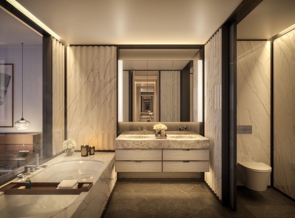The Residences at Mandarin Oriental Mayfair, London is a true one-off