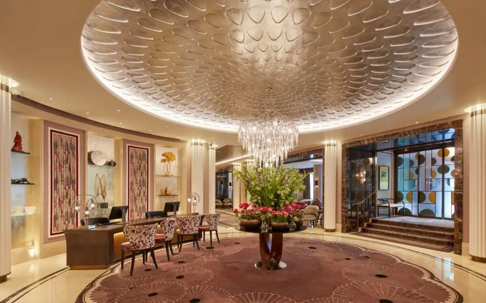 The Biltmore Mayfair is a sophisticated sanctuary in the heart of Grosvenor Square
