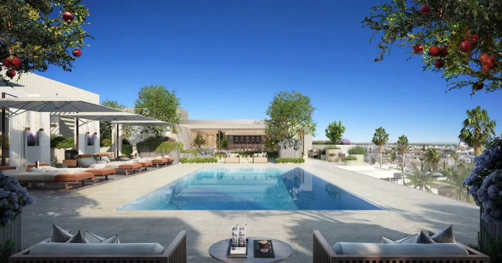 Mandarin Oriental Private Residences, Beverly Hills set to debut in 2022