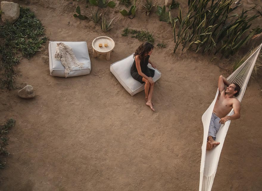 Paradero Todos Santos is a new resort that shows off all that Mexico's Baja California Sur has to offer
