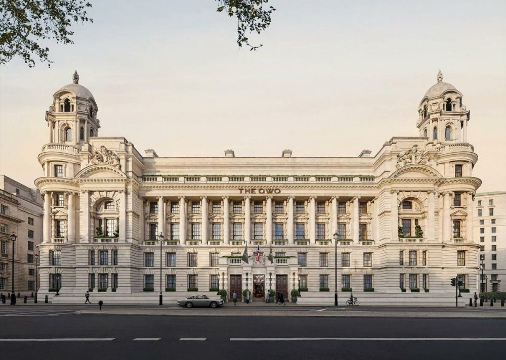 Own a piece of history with The OWO Residences by Raffles in London's Whitehall, set to debut in late 2022