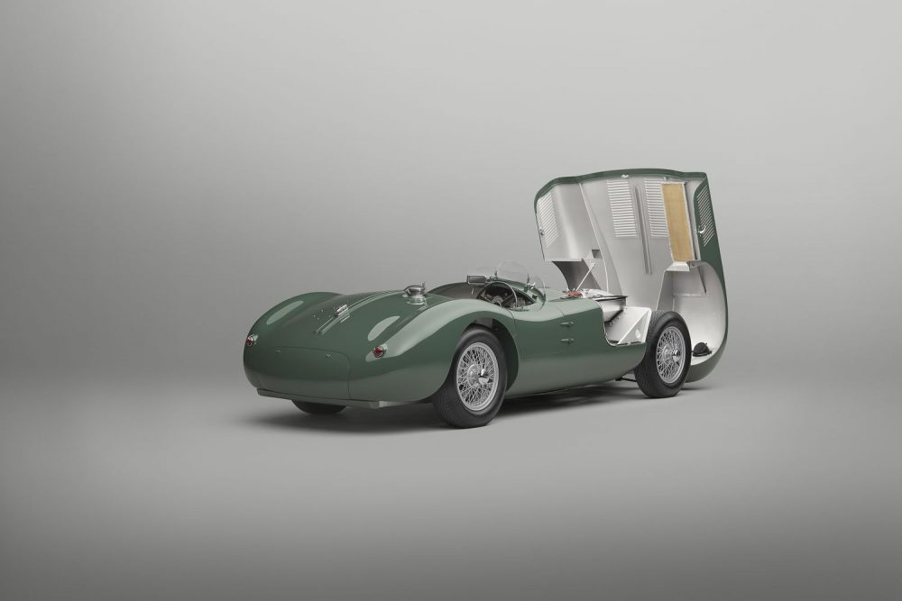 Jaguar Classic is creating a limited run of new hand-built examples of the iconic Jaguar C-type